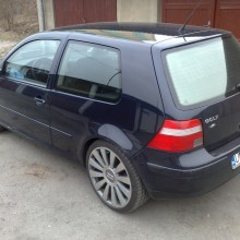 GOLF MK4 GTI by Simens