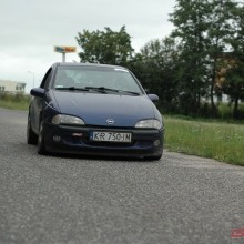 Opel Tigra 2.0 16V c20let turbo