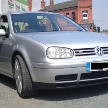 VW Golf MK4 V6 4motion