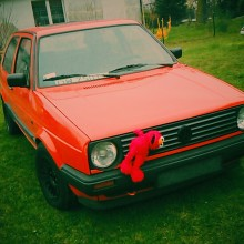 Golf II elmo